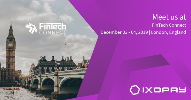 IXOPAY at Fintech Connect London