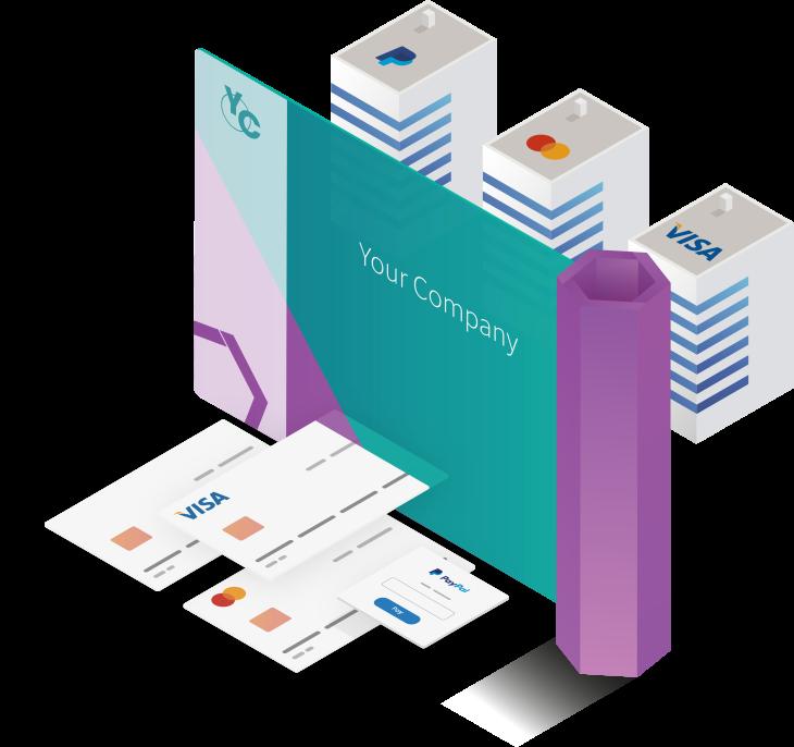 IXOPAY ist eine White-Label Payment Plattform
