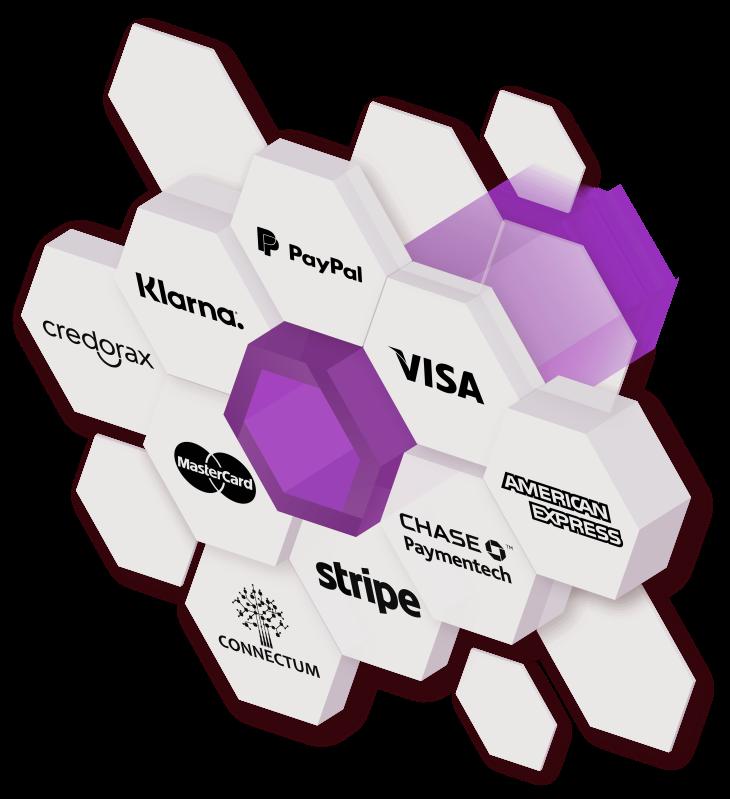 IXOPAY ermöglicht die Integration von mehreren PSPs, Acquirern und Anbietern von alternativen Zahlungsmethoden
