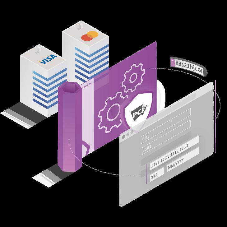 IXOPAY unterstützt die Speicherung und Tokenisierung der Zahlungsdaten