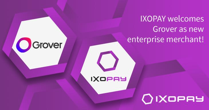 Grover Chooses IXOPAY