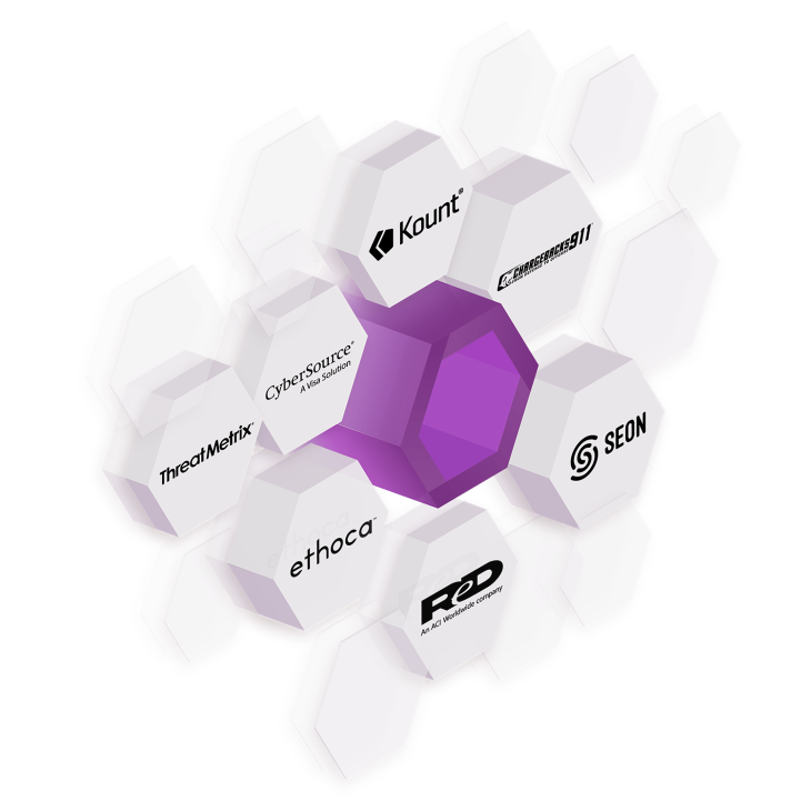IXOPAYs Risk Management Engine kann mit Kount, ReD, Ethoca und ThreatMetrix kombiniert werden